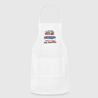 URLAUB HOME ROOTS TRAVEL I M IN Thailand Dok Khamt - Adjustable Apron
