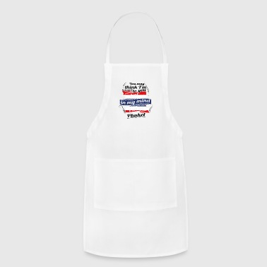 URLAUB HOME ROOTS TRAVEL I M IN Thailand Phuket - Adjustable Apron