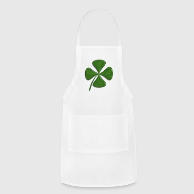 Irish Clover. - Adjustable Apron
