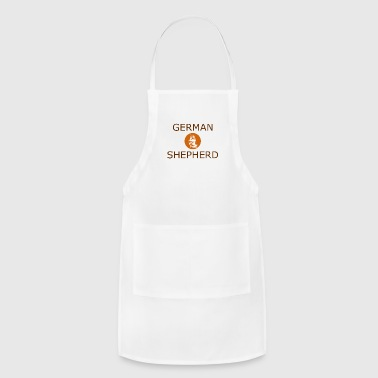 German Shepherd - Adjustable Apron