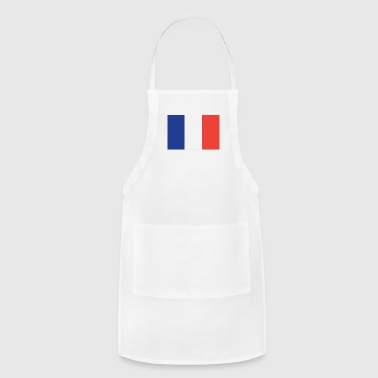 Flag of France Cool French Flag - Adjustable Apron