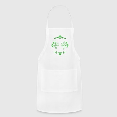 St Patricks Day St Patrick's Day Toast For Women - Adjustable Apron
