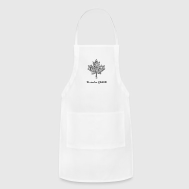 maple - Adjustable Apron