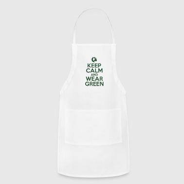 Wear Green - Environment - Total Basics - Adjustable Apron