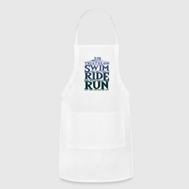 Triathlon Like - Triathlon - Total Basics - Adjustable Apron