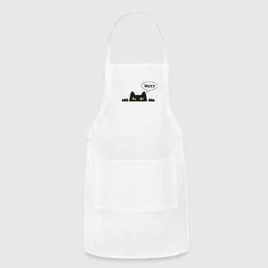 Sweet Cat wut what bubble - Adjustable Apron