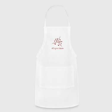 Poker game - Adjustable Apron