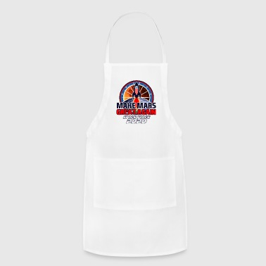 US Space Force New Military Branch Rocket to Mars Light - Adjustable Apron