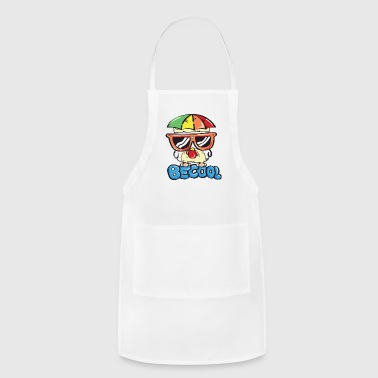 Becool Funny T Shirt - Adjustable Apron