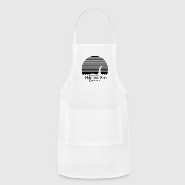 Lochness Monster Loch Ness Nessie Halloween Light - Adjustable Apron