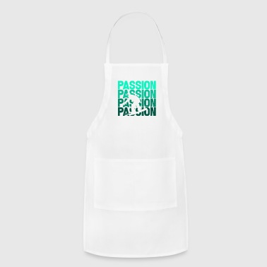 Snowboard, Snowboarder - Passion Snowboarding - Adjustable Apron