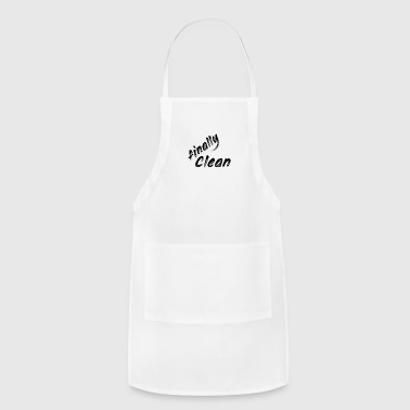 Clean What It Is finally clean - Adjustable Apron