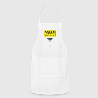 Package Drinks package shirt - Adjustable Apron