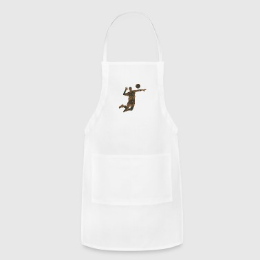 Rust Volleyball - Adjustable Apron