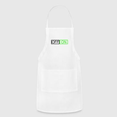 Off OFF or ON - Adjustable Apron