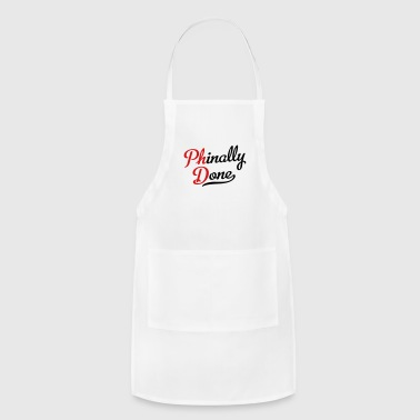 doctorate - Adjustable Apron