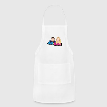 Ad and Kate - Adjustable Apron
