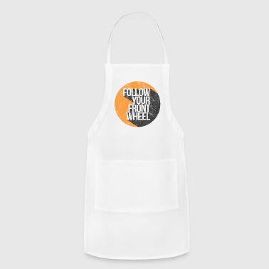 Logo Weathered - Adjustable Apron