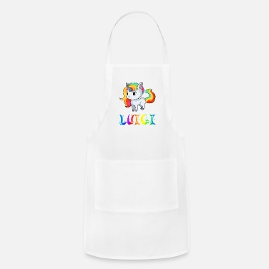 Luigi Luigi Unicorn - Adjustable Apron