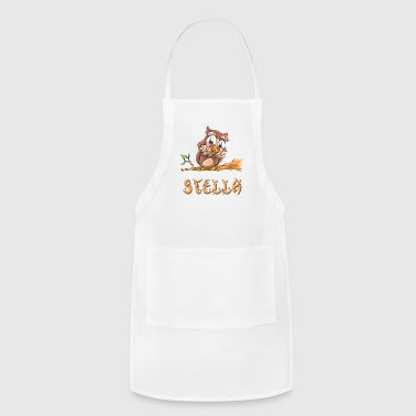 Stella Owl - Adjustable Apron