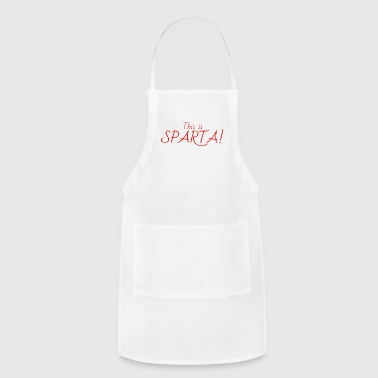 This is Sparta - Adjustable Apron