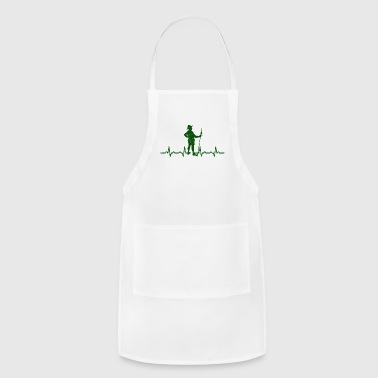 Boy Scout Heartbeats Gift - Adjustable Apron