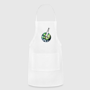 Oil Killer - Save planet - Adjustable Apron