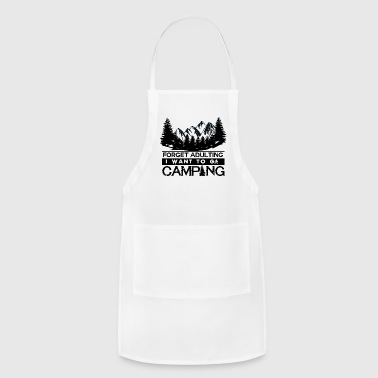 Outback Camping outdoor forrest tent outback natur scouts - Adjustable Apron
