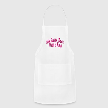 Woman Power Woman Power - Adjustable Apron