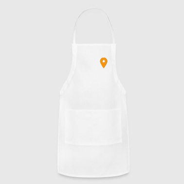 Small location t-shirt - Adjustable Apron