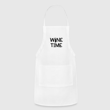 wine time 01 - Adjustable Apron