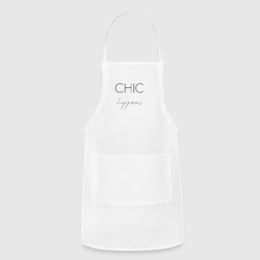 Chic happens - Adjustable Apron