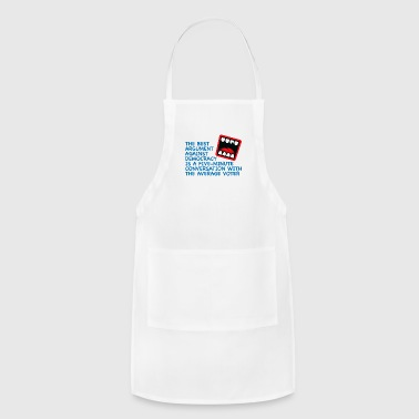 The Best Argument Against Democracy - Adjustable Apron