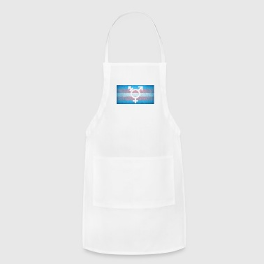 Transgender Transgender merch - Adjustable Apron