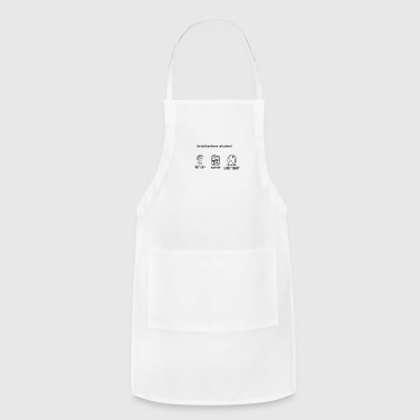 Architecture student - Adjustable Apron