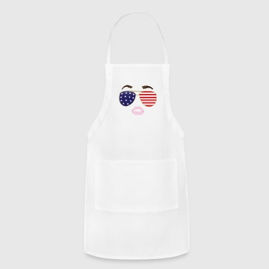 Diva 4th of july - Adjustable Apron