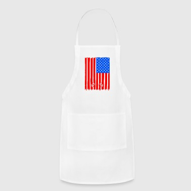 USA is Prison - Adjustable Apron