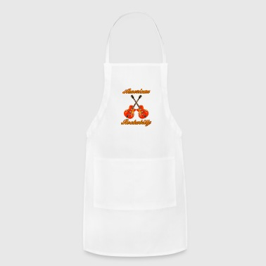 American Rockabilly - Adjustable Apron