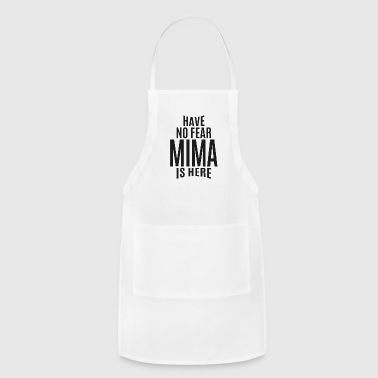 Gamma Mima is Here - Adjustable Apron