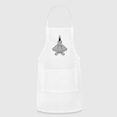 Fighter jet - Adjustable Apron