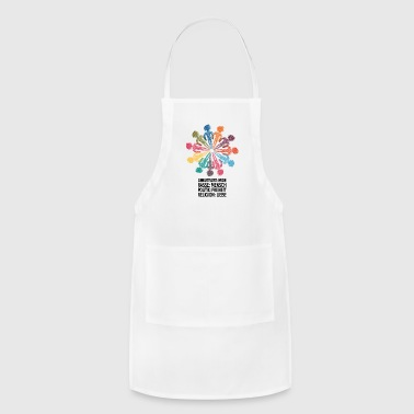 Stop racism - Adjustable Apron