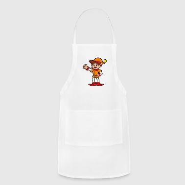 Christmas Xmas Elf Elves - Adjustable Apron