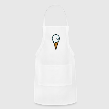 Jahovas Ice Cream Tees - Adjustable Apron