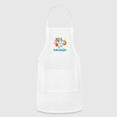 Amanda Unicorn - Adjustable Apron