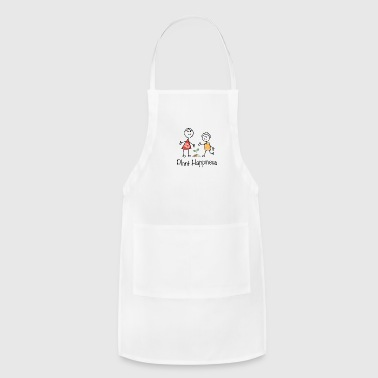 Floristry Plant Happiness - Adjustable Apron