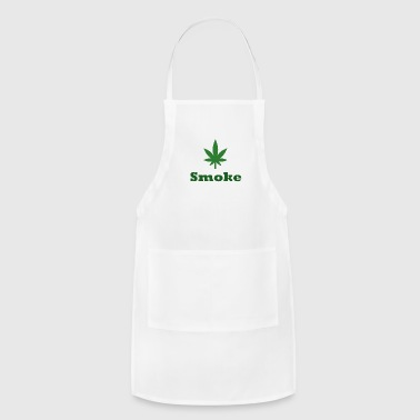Smoking Smoke - Adjustable Apron