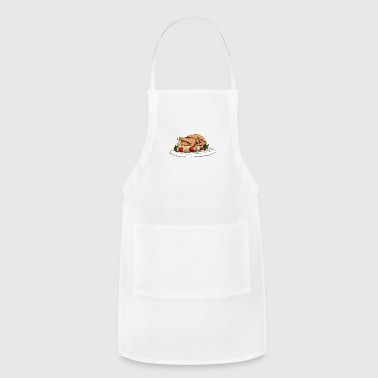 Turkey Thanksgiving Turkey / Christmas Turkey - Adjustable Apron