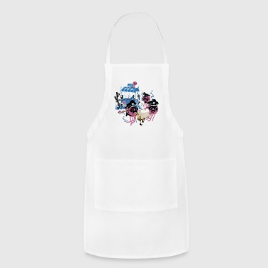 Under Water Under Water Criminal - Adjustable Apron