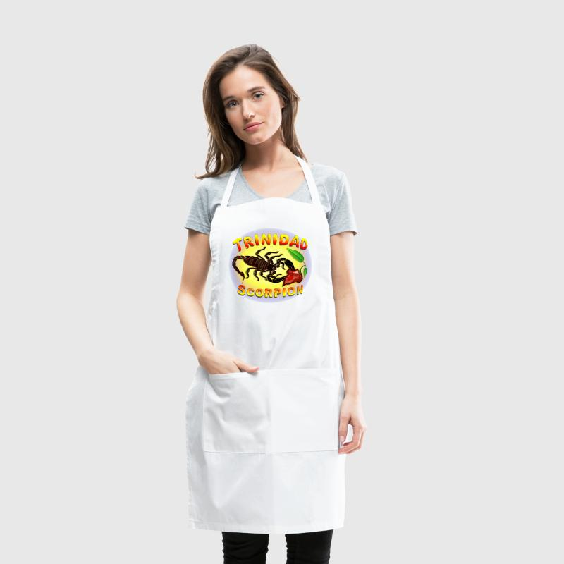Trinidad Scorpion Black - Adjustable Apron