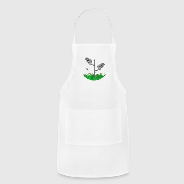 New World Order New World Order cctv - Adjustable Apron